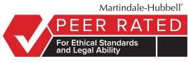 Martindale-Hubbel - Peer Review Rated